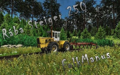 Mr Raba Steiger 250