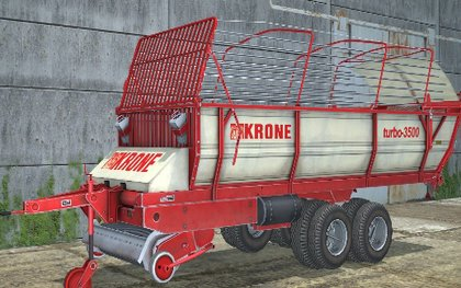 Mr Krone Turbo3500