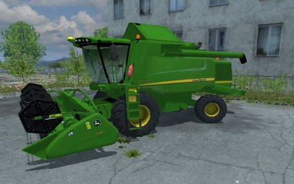 MR John Deere WV2 pack