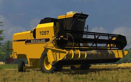 New Holland TC57 pack