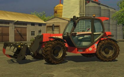 Manitou MLT735