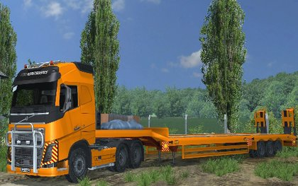Volvo FH16 2012 Spezial pack
