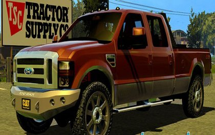 LMS F 250 KingRanch V1