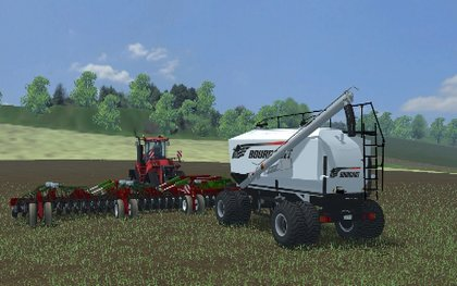 Bourgault SC pack