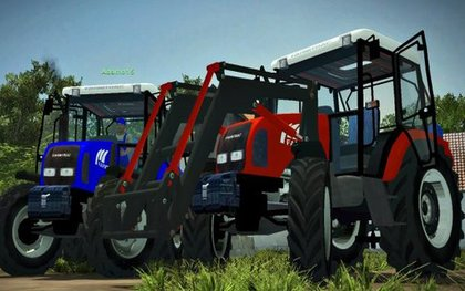 Farmtrac 80 4wd tur v2-1 pack