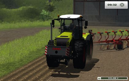 Claas Weight for LS13