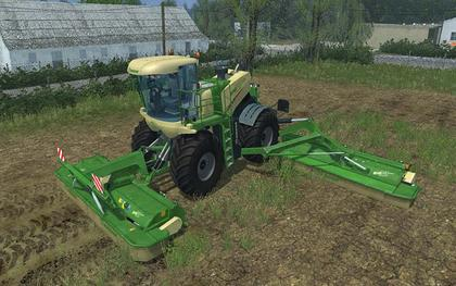 Krone Big M500 ATTACH 20M v2
