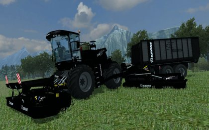 Krone Big M500BB pack