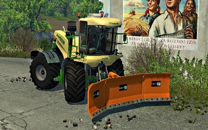 Krone Big SSM pack