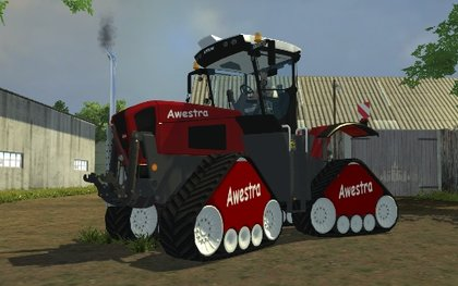 Claas Xerion 3800 Awestra