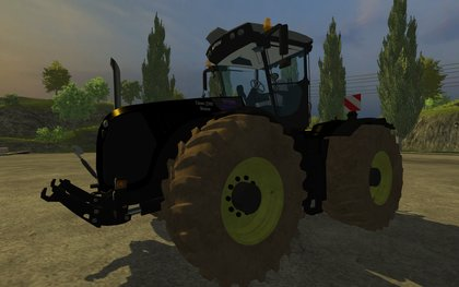 Claas Xerion 5000black
