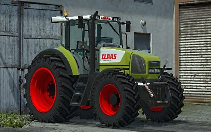 Claas Ares 826RZls2011 RF