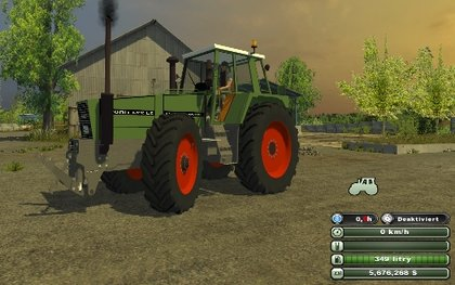 Fendt favorit 622