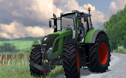 Fendt 820VarioTMS fix