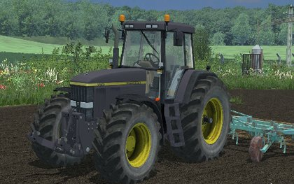 John Deere 7810 Friend