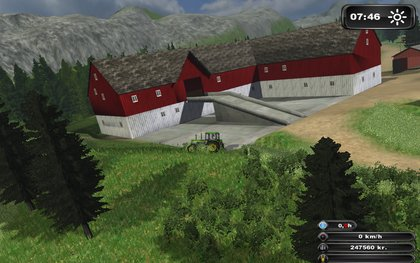 Large Norwegian Barn V3