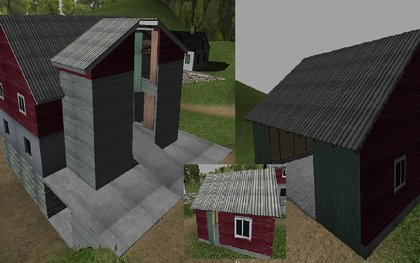 Norwegian Building Pack