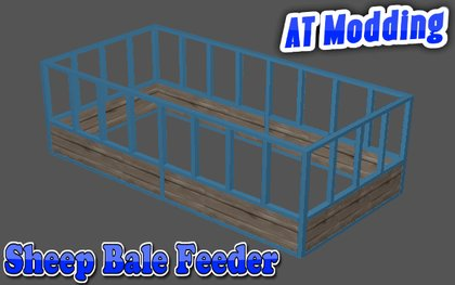 Sheep Bale Feeder