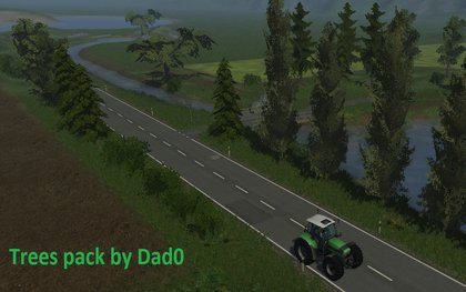 Trees pack bay Dad0