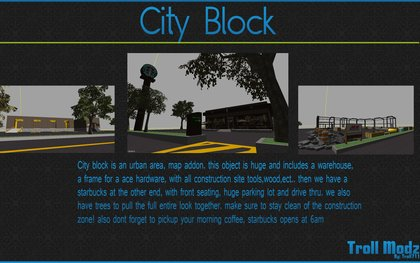 City block by Troll711