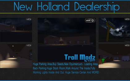 New Holland store by troll711
