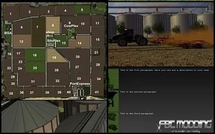 Agritec 2012 Alternative Fieldsd pack