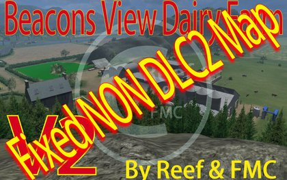 Beacons View Dairy Farm V2 pack
