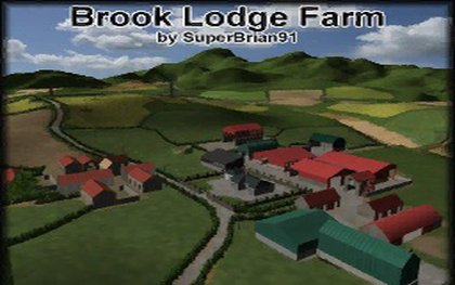 Brook Lodge Farm by SuperBrian91