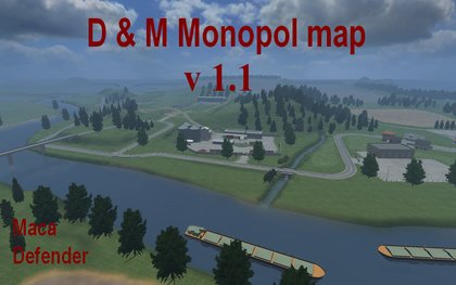 Monopol Map pack