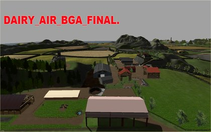 Dairy Air Bga pack