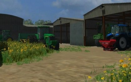 Drayton Farm DLC2 pack