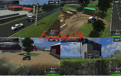 Farm Land V4 pack