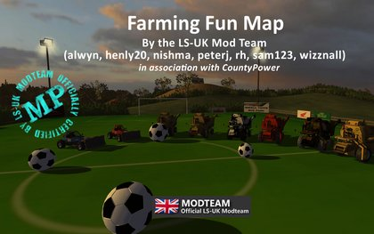 Farming fun map 2011