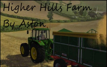 Higher Hills Farm pack