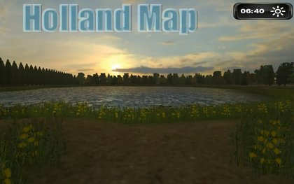Holland map BETA pack