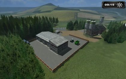 Hunsrueckerland Map DLC2 BGA