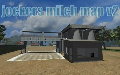 Jockers Milch Map V2 pack