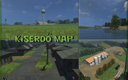 Kiserdo map pack