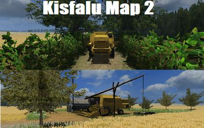 Kisfalu Map v2 beta BGA pack