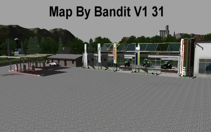 Map By Bandit V1.3.1 update pack