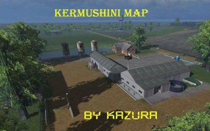 Map by kazura