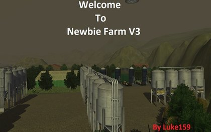 New bie Farm V3 pack