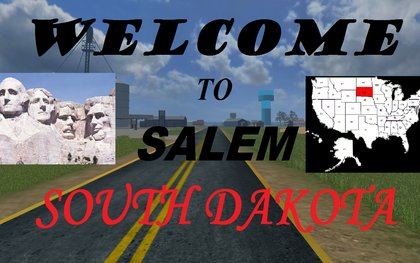 Salem McCook County South Dakota pack