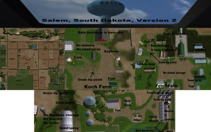 Salem South Dakota V2 pack
