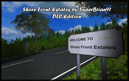 Shore Front Estates DLC2 by SuperBrian91