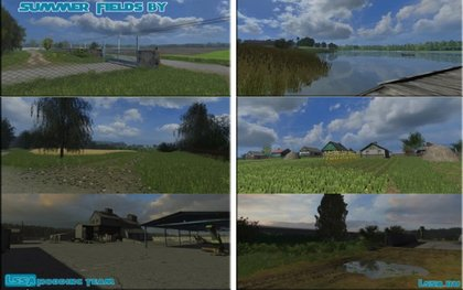 Summer Fields by LSSA Modding Team
