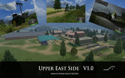 Upper East SideV1.0 pack