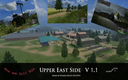 Upper East SideV1-1 pack