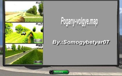 Pogany Volgye Map pack
