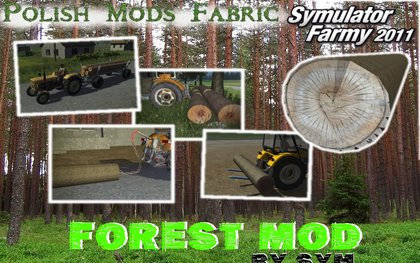 Forest Mod by SYM pack